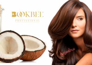 Óleo de coco para deixar os cabelos hidratados e sedosos!