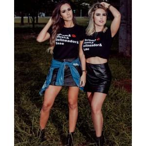 T-Shirts Feminina BookBel - IMPERDÍVEL