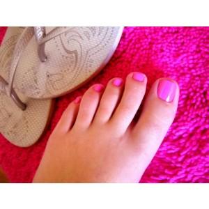 Promoção Manicure e Pedicure