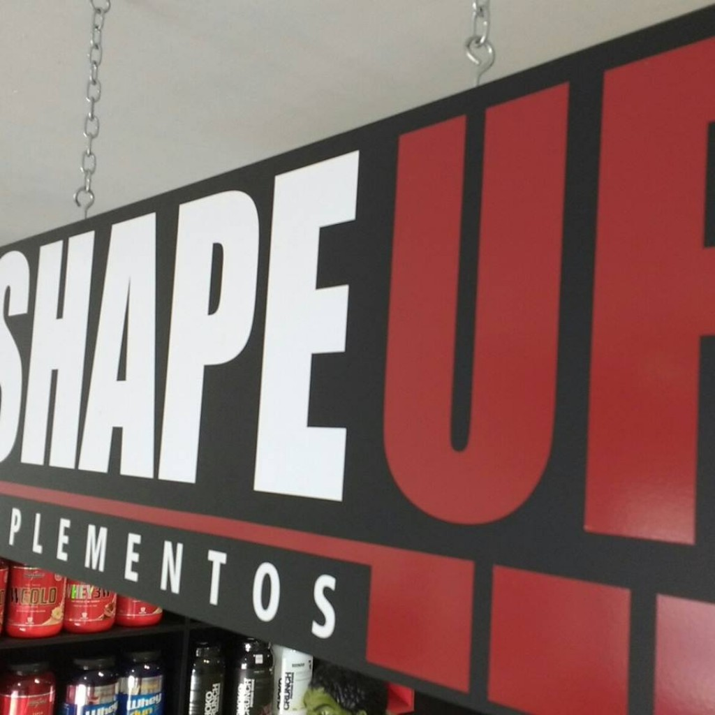 Shape Up Suplementos