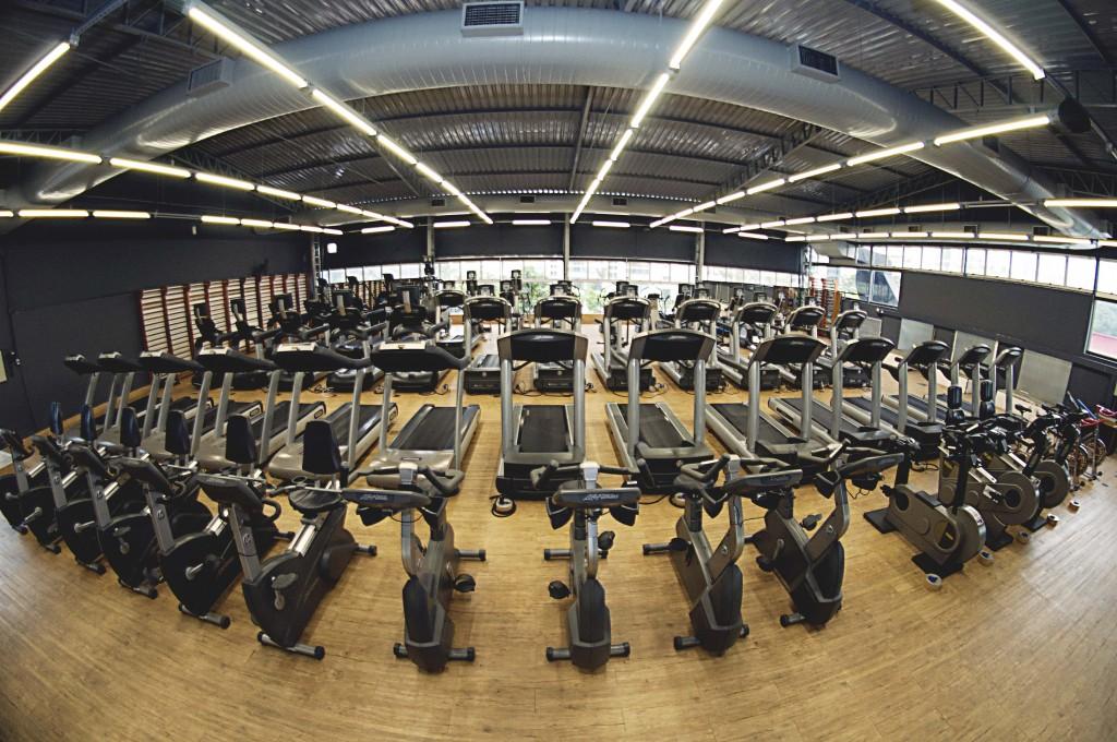 SUCHI Fitness Academia
