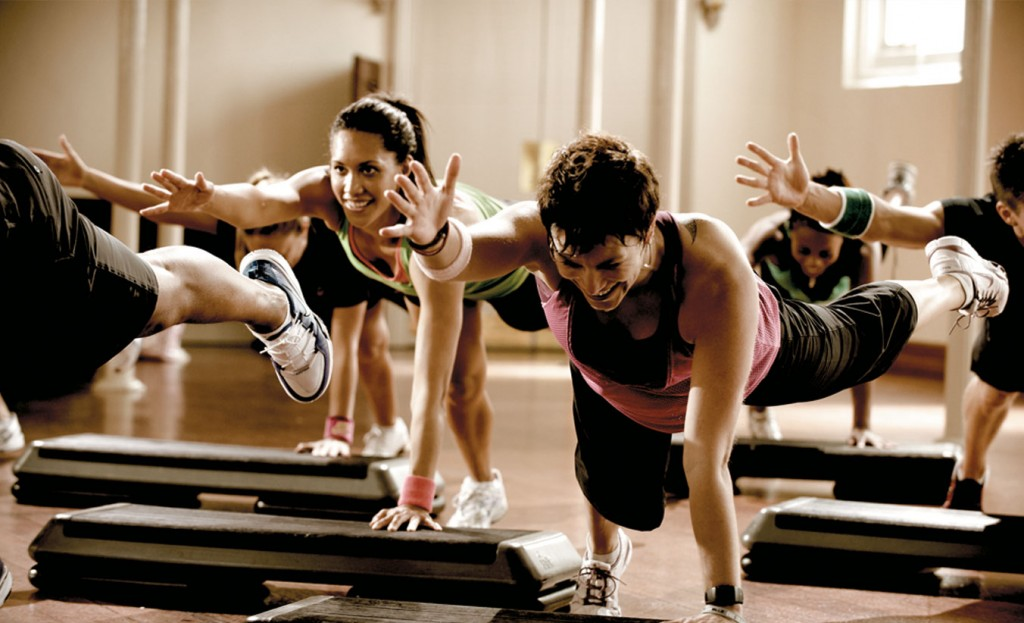 Academia Fitness Hall