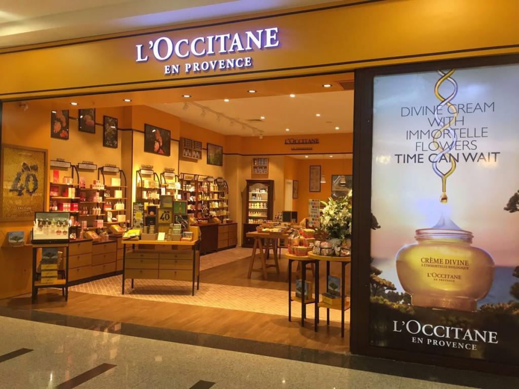 LOccitane Cosméticos & Perfumaria
