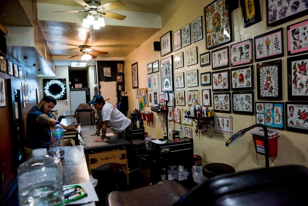 Rose Tattoo Studio